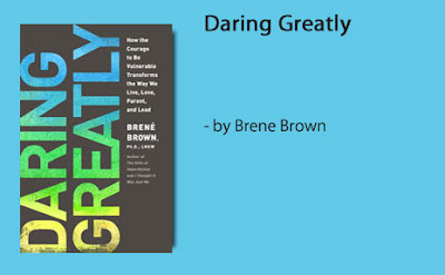 Daring Greatly: How the Courage to Be Vulnerable Transforms the Way We Live, Love, Parent, and Lead cover