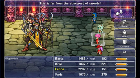 Free Download Final Fantasy V PC Full Version