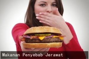Makanan Penyebab Jerawat