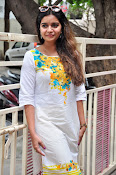 Colors Swathi photos at Tripura Movie Interview-thumbnail-19