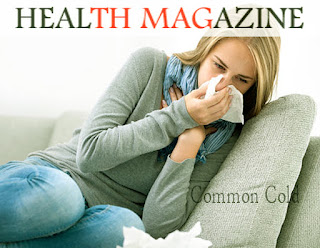 Common Cold Facts: Symptoms of Common Cold