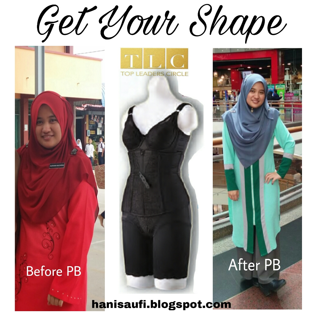 Get Your Shape - Sarung Je!