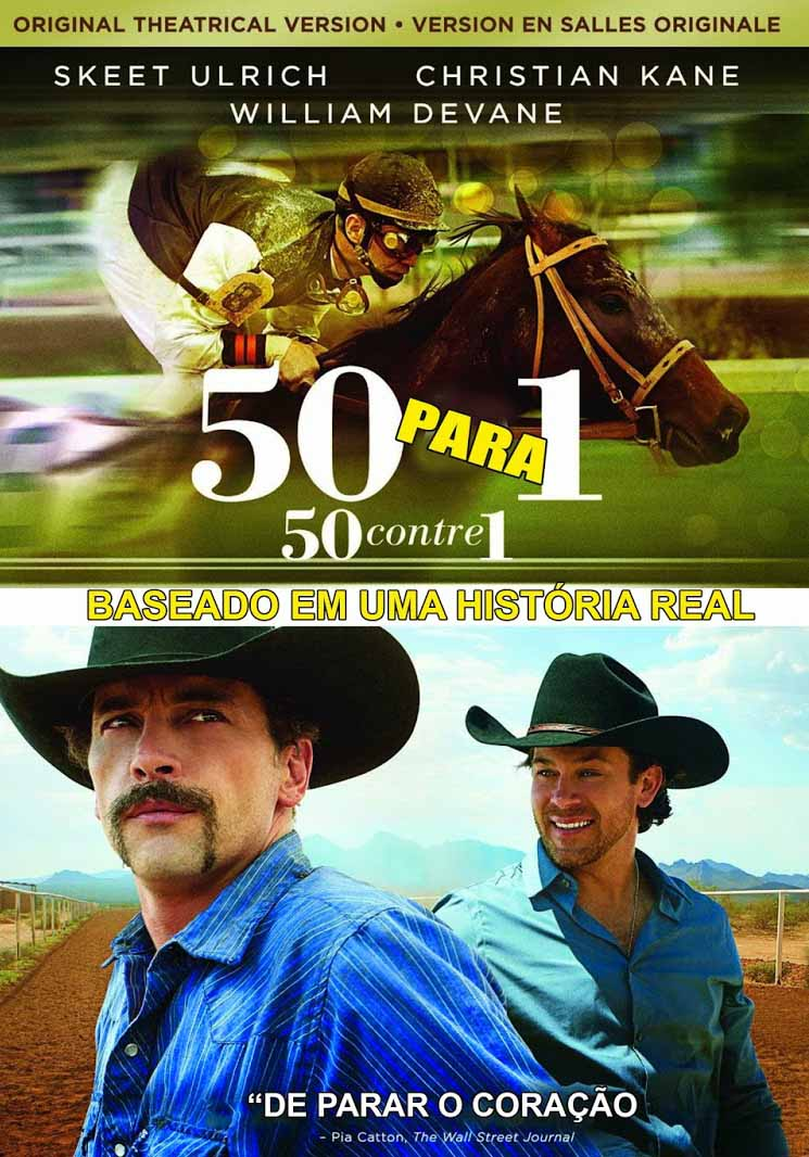 50 para 1 Torrent - WEB-DL 1080p Dual Áudio (2015)