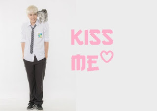 Sinopsis Drama Thailand Kiss Me Episode 1-Tamat