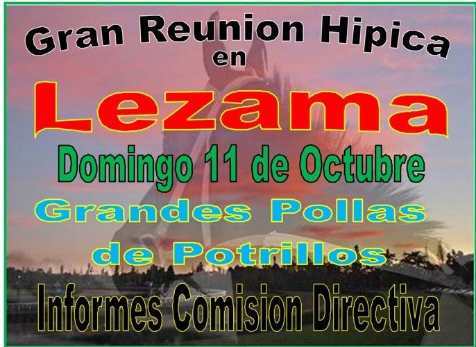 Lezama 11/10