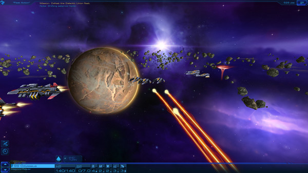 Download PC Game Sid Meiers Starships