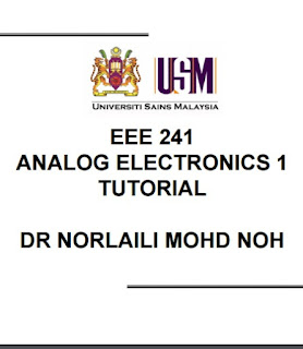 Analog Electronics Tutorial