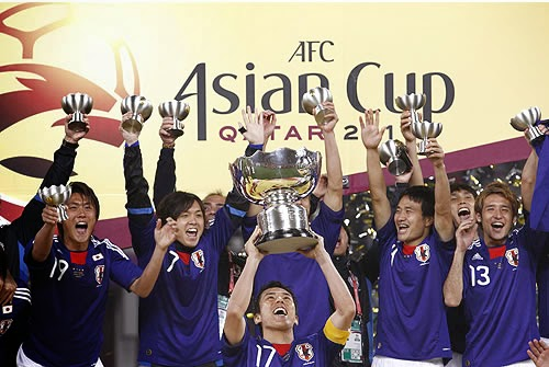 2011 AFC Asian Cup Winners