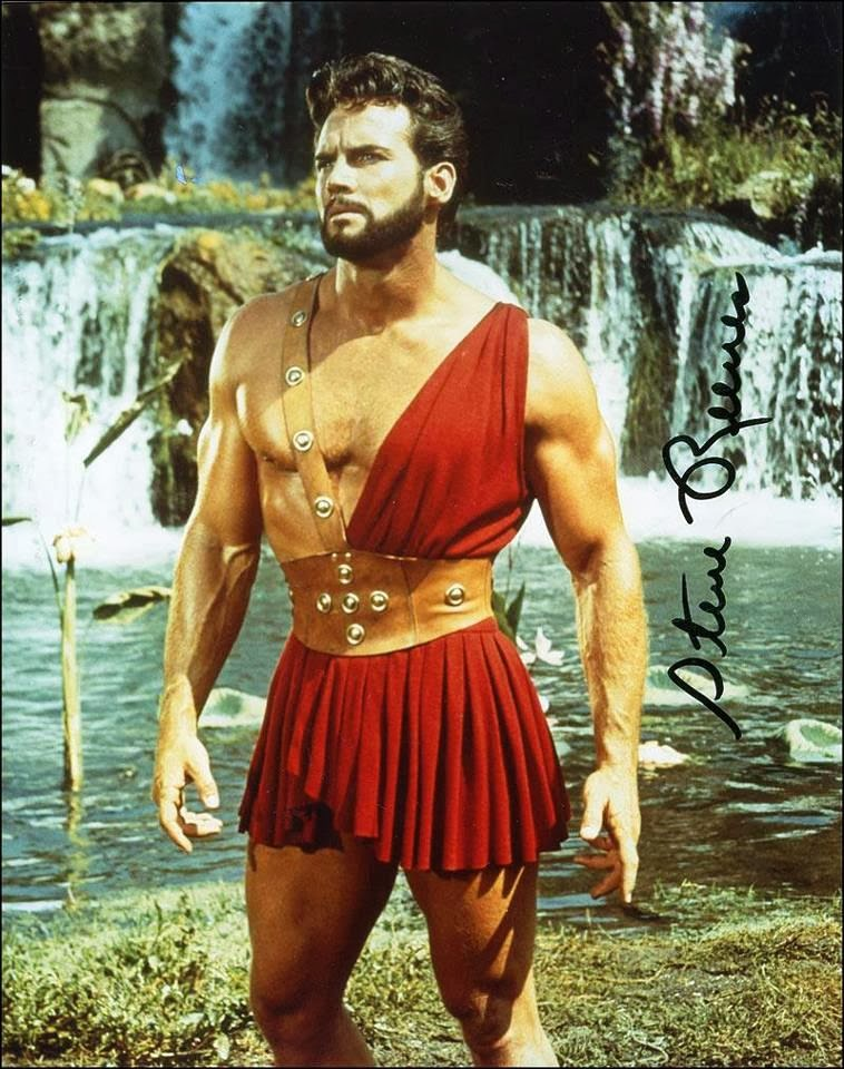 20 More Rare Photos Of Steve Reeves :IronGangsta - The ...