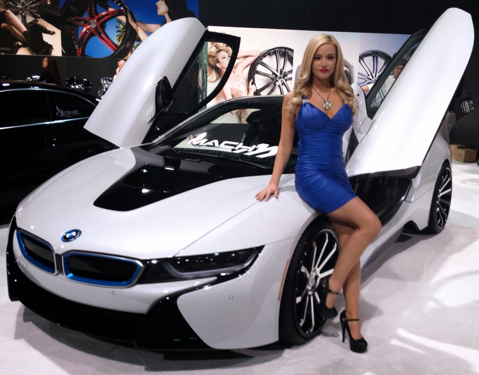 Chase Gregory Top 40 Hot Booth Babes Of Sema 2014