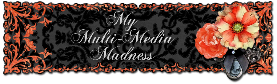 My Multi-Media Madness!