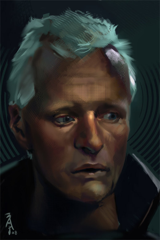 Roy Batty por zombat