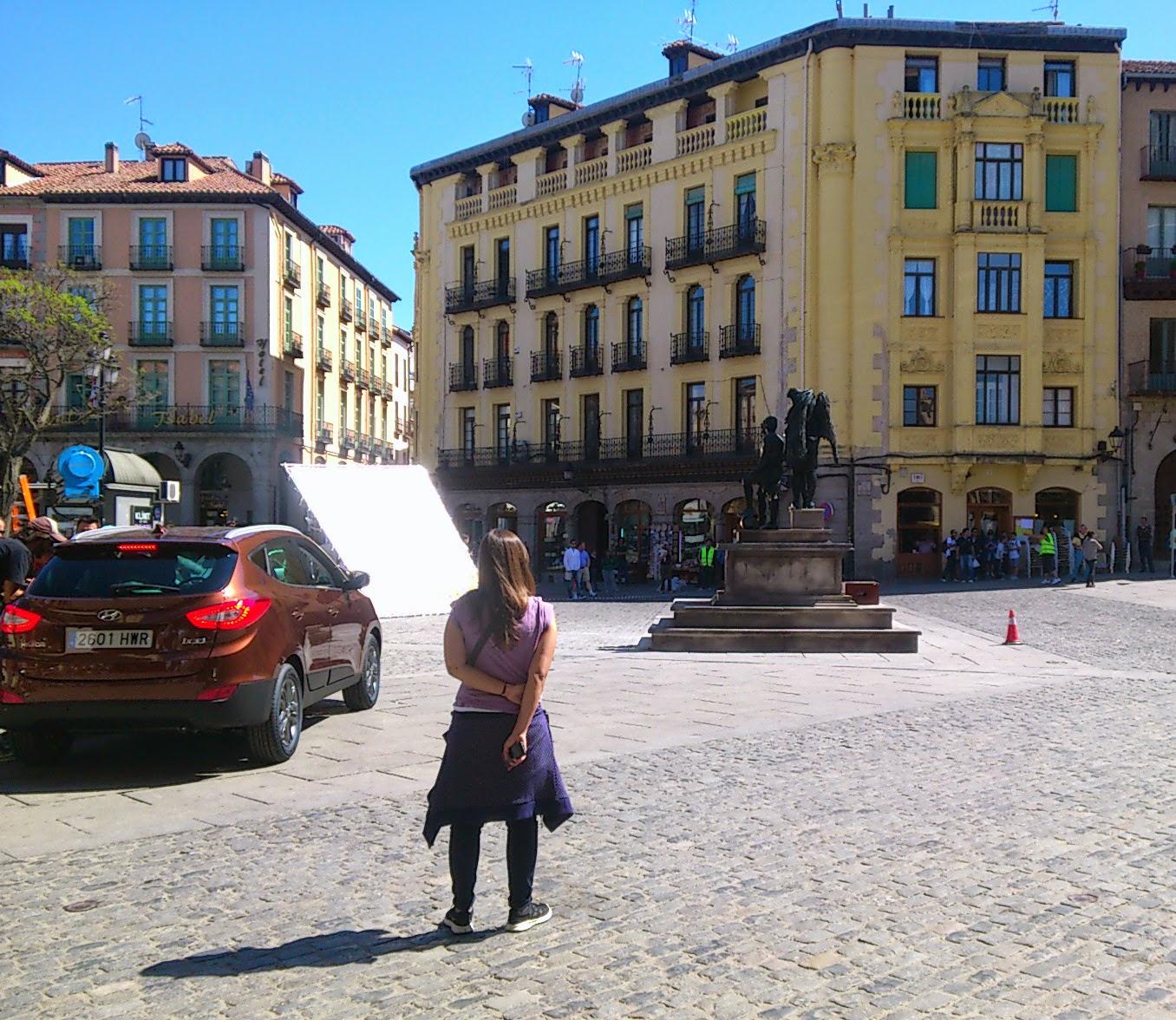 Restaurante barato en Segovia