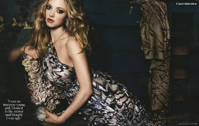 Amanda Seyfried Marie Claire Photoshoot