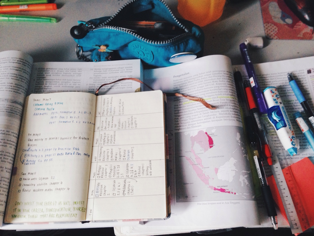 Back-to-School Series: An Introduction to Bullet Journaling