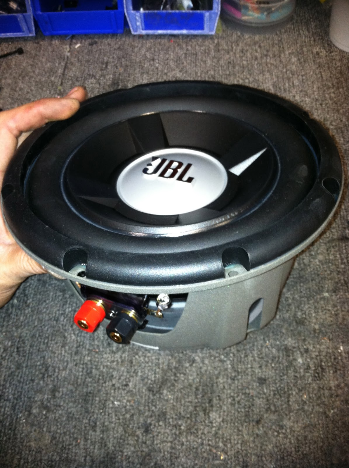 bose 8 inch subwoofer. car audio tips tricks and how to\u0027s : 2000-2006 chevy tahoe factory sub upgrade, jbl 8 inch. bose inch subwoofer