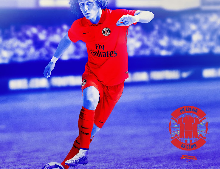 Nueva camiseta alternativa Nike del PSG para la próxima temporada