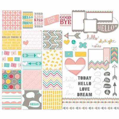 Stampin' Up! Hello There Kit - Digital Download