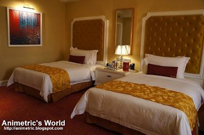 Maxims Hotel at Resorts World Manila, Philippines