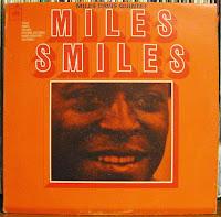 Miles Smiles LP Cover