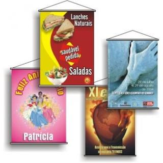 Impressão de Banners