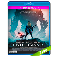 I Kill Giants (2017) BRRip 720p Audio Dual Latino-Ingles