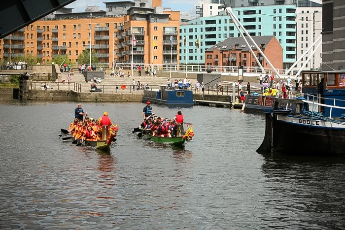 Leeds Dragon Boat Racing