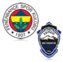 Fenerbahce - Erciyesspor