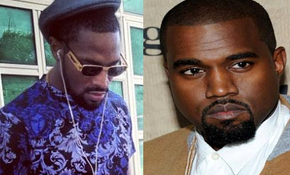 D'banj Grows Kanye West's Signature Beard