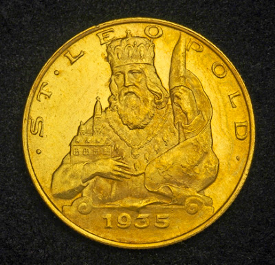 Austria 25 Schilling Gold Coin investing