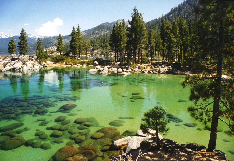 Chi viaggia impara immagini dal mondo stati uniti d for Cabina nel noleggio lago tahoe