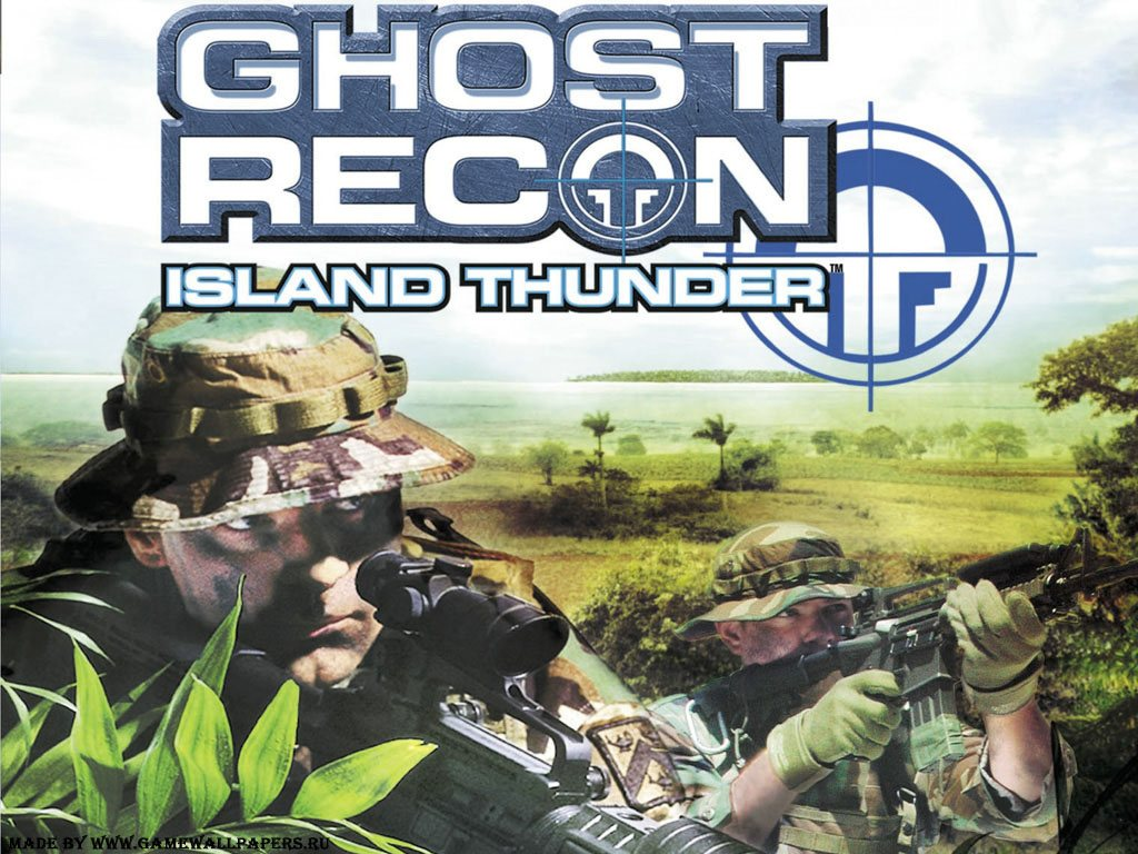 Ghost Recon Island Thunder Maps