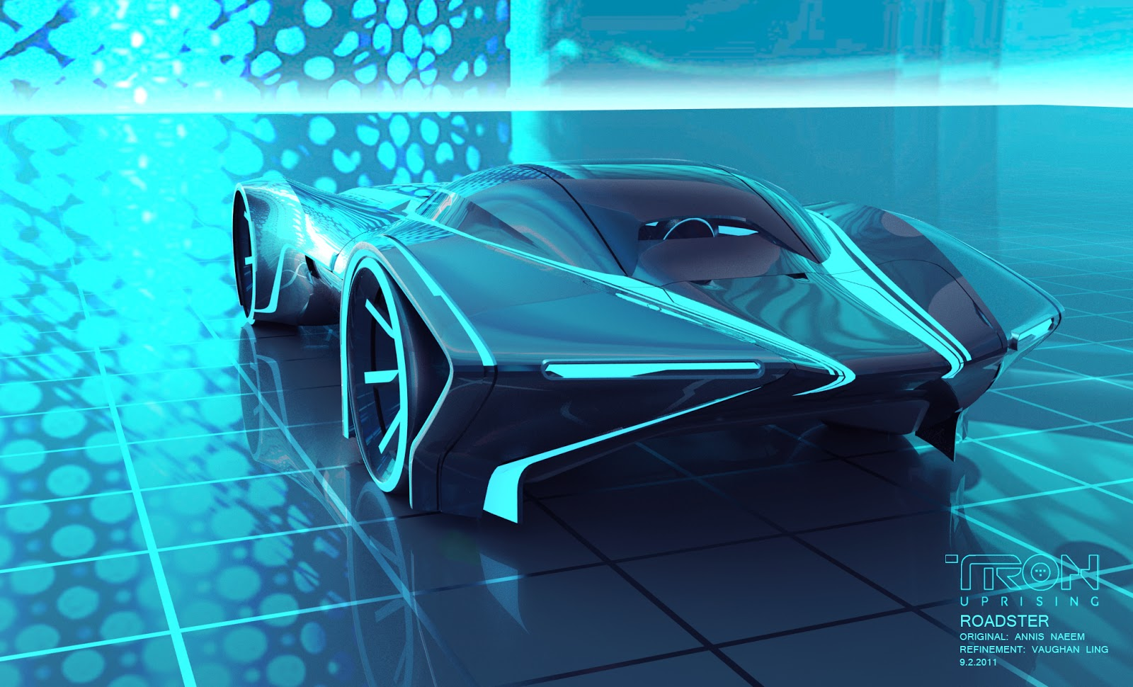 As seen in Tron: Uprising Episode 8 The Reward