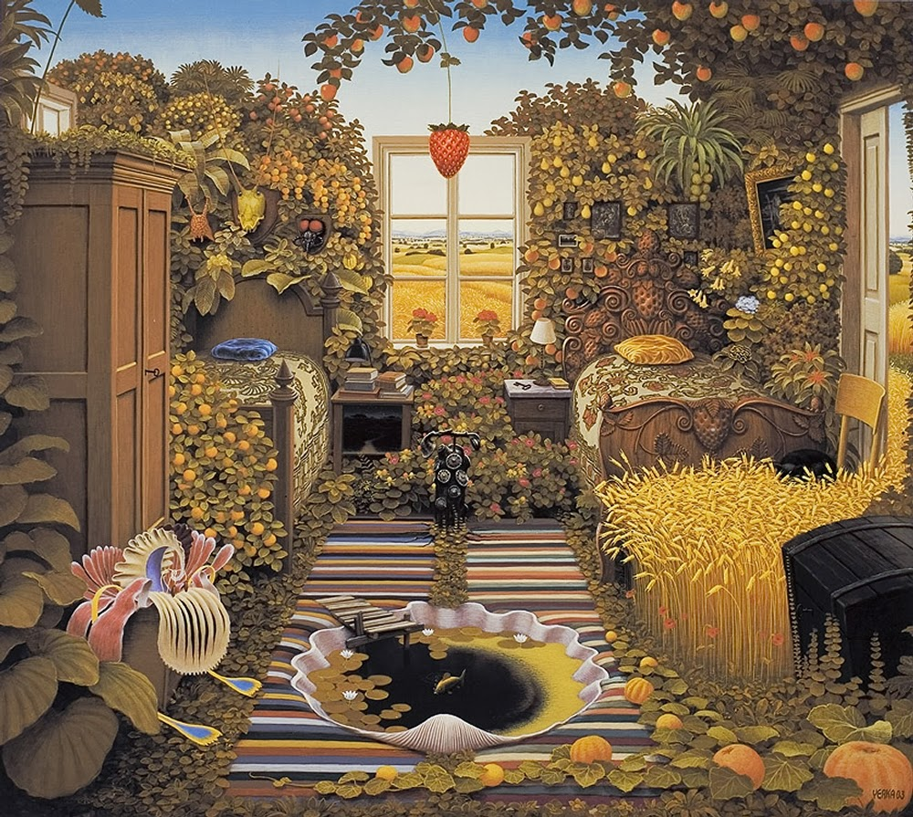 06-Jacek-Yerka-Surreal-Dream-Paintings-www-designstack-co