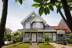 desain rumah minimalis rumah gaya eropa klasik classic