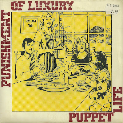 Punishment Of Luxury - Puppet Life - The Demon