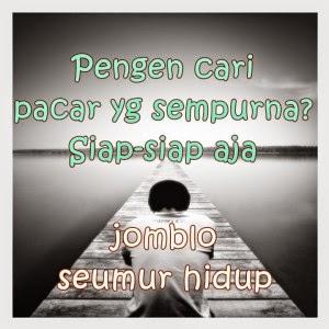 DP BBM Romantis Jomblo