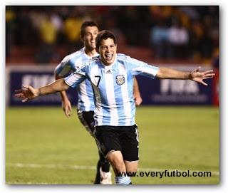 Resultado Partido Colombia (0) Vs Argentina (2) – Sudamericano Sub 20