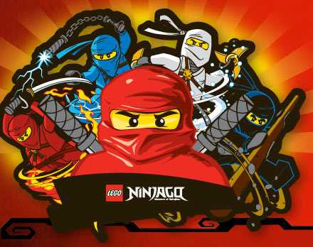 Country girl home ninjago birthday party