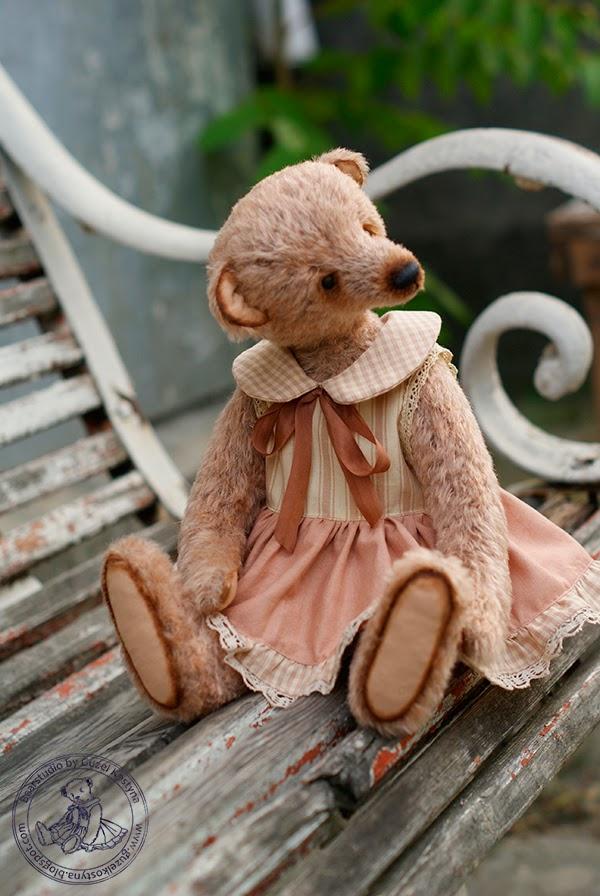 Гузель Костына, мишки тедди, купить мишку, Guzel Kostyna, teddy, teddybear