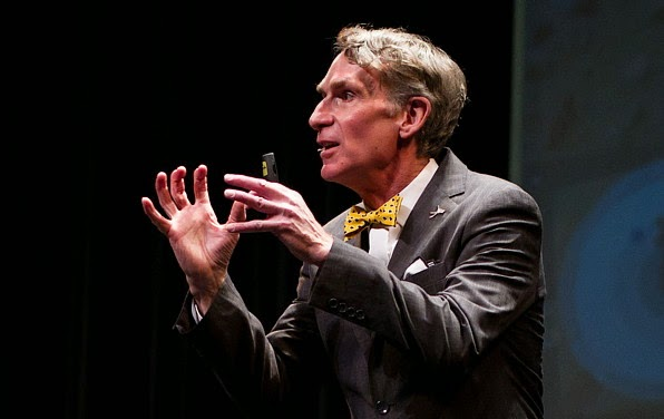 Bill Nye Still Attacking Creationism