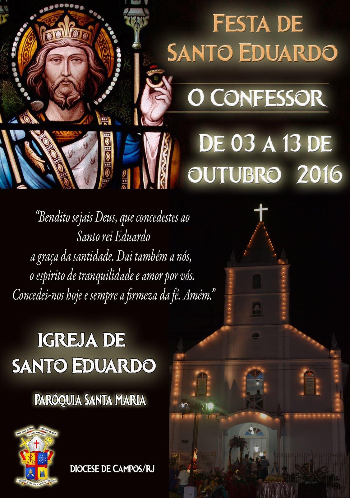 Festa Religiosa de Santo Eduardo