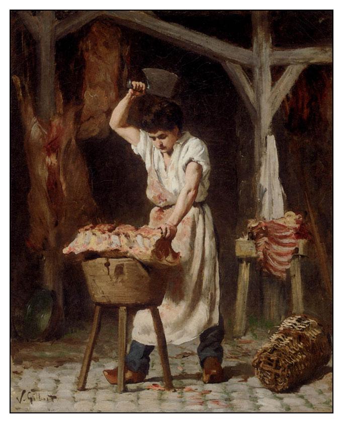 La cuisine fran aise d 39 antan pieds de cochon for La cuisine d antan