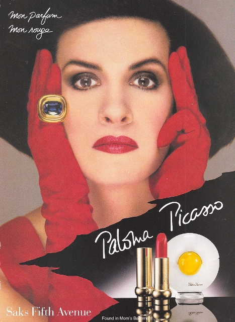 PALOMA PICASSO PARFUMS GT FASHION DIARY