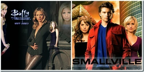 Immagine Buffy VS Smallville