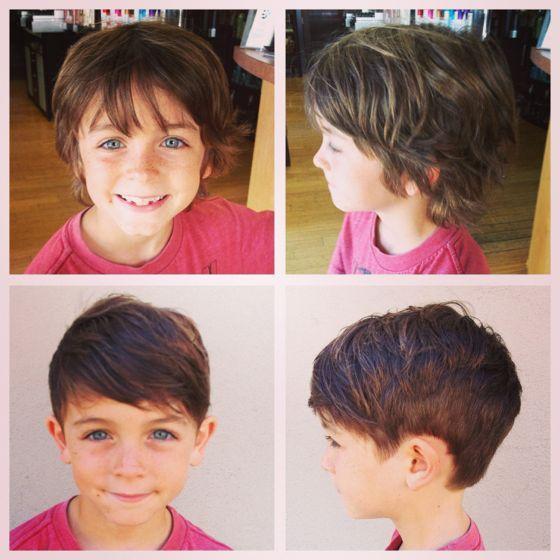 Harus Tahu Tren Model Rambut Anak Lakilaki Yang Paling Populer - Gaya rambut anak laki laki keren