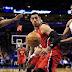 Gustavo Ayón lidera el partido en rebotes en derrota 109-111 ante el Oklahoma Thunder