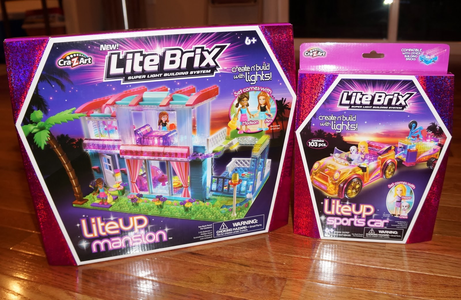 Evan and Lauren\'s Cool Blog: 11/21/14: Lite Brix Mansion and Fashion ...