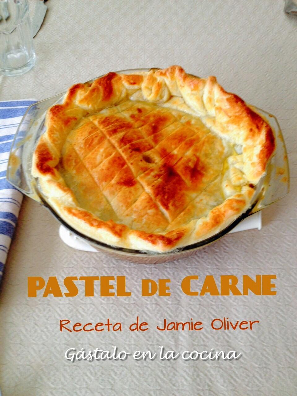 Gástalo en la cocina: PASTEL DE CARNE DE JAMIE OLIVER