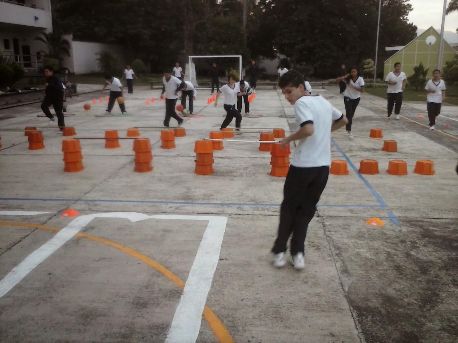 Circuito De Accion Motriz : Educación física ii circuito de acciÓn motriz evaluacion parcal